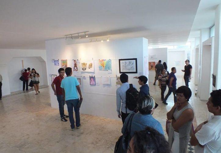 La muestra tendrá lugar el 1 de septiembre en el Centro Cultural de las Artes. (Faride Cetina/ SIPSE)