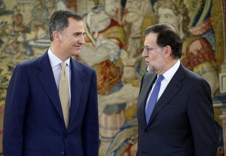 El rey Felipe VI de España podría proponer un periodo de reflexión para los partidos con miras a una próxima investidura del jefe del gobierno. (EFE)