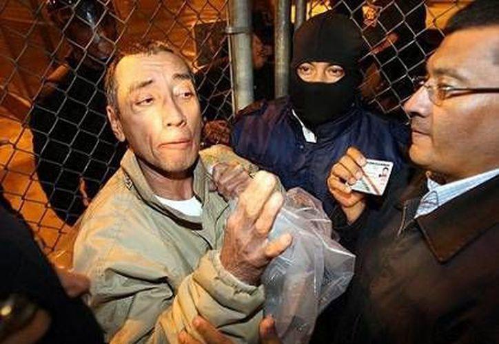 En caso de buena conducta en la cárcel, recibirá una rebaja en la sentencia de dos mesos por cada años. (Foto de Contexto/Internet)