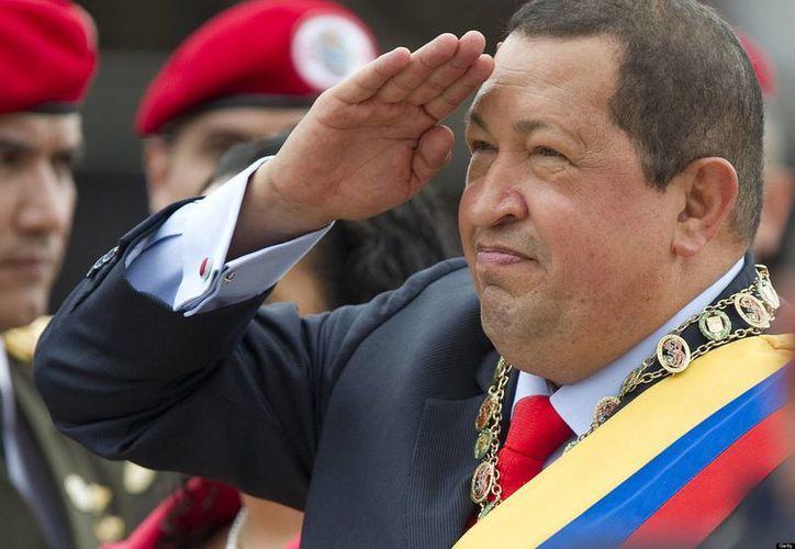 El vicepresidente dijo que los venezolanos estaban dispuestos a rescatar al comandante Hugo Chávez. (Archivo/Agencias)