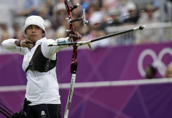 Participarán 80 arqueros entre locales y nacionales en la próxima Olimpiada Nacional 2015. (Milenio Novedades)