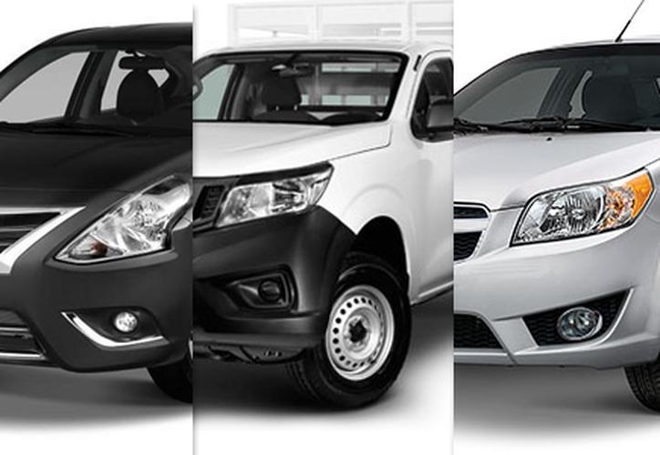 La camioneta Estaquitas de Nissan es el modelo de vehículo más robado. (El Financiero)