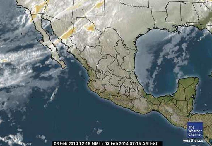 Se pronostica una temperatura máxima 32 grados centígrados y una mínima de 20. (espanol.weather.com)