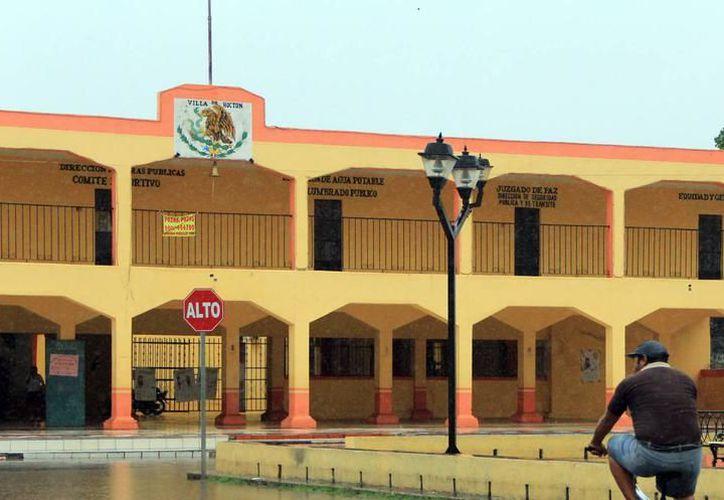 El municipio de Hoctún está en la mira, ya que su ex alcaldesa, Flor Acosta, fue denunciada por daño patrimonial. (Milenio Novedades)