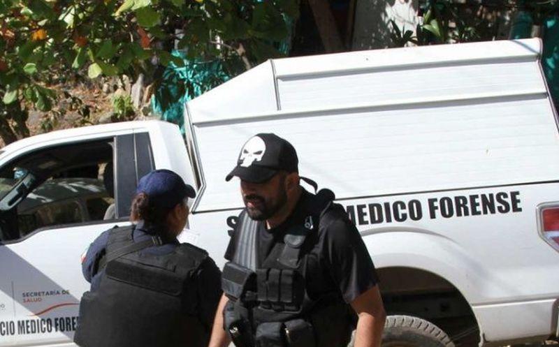 Resultado de imagen para hallan enterradas a 5 personas en acapulco