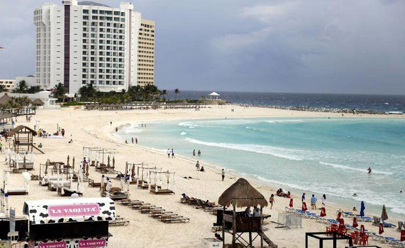 Cancún recibirá premio como el mejor destino turístico. (Israel Leal/SIPSE)