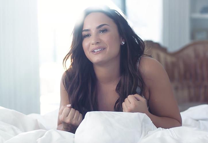 Demi Lovato dijo: Ya no me negaré gustos. (express.co)