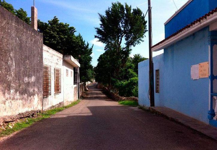 Muna, lugar donde, en los años 70, el muñeco embrujado 'Tiago' hizo de las suyas. (Jorge Moreno/SIPSE)