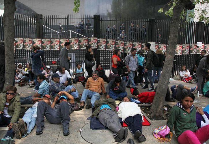 El conflicto nacional se resiente en la Ciudad de México, asegura Mancera. (Agencias)