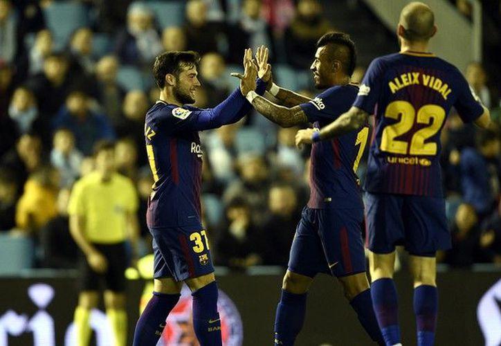 En la convocatoria del Barcelona se ausentaron Lionel Messi, Luis Suárez y Andrés Iniesta. (Foto: Medio Tiempo)