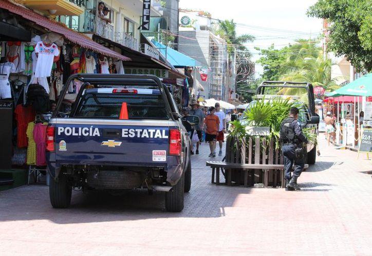 Aseguran que la seguridad es un tema prioritario no sólo para el turismo, sino también para ciudadanos y empresarios. (Adrián Barreto/SIPSE)