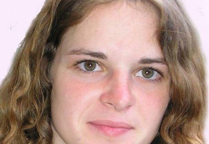 Maryna Burakova está desaparecida desde diciembre de 2012. (Internet)