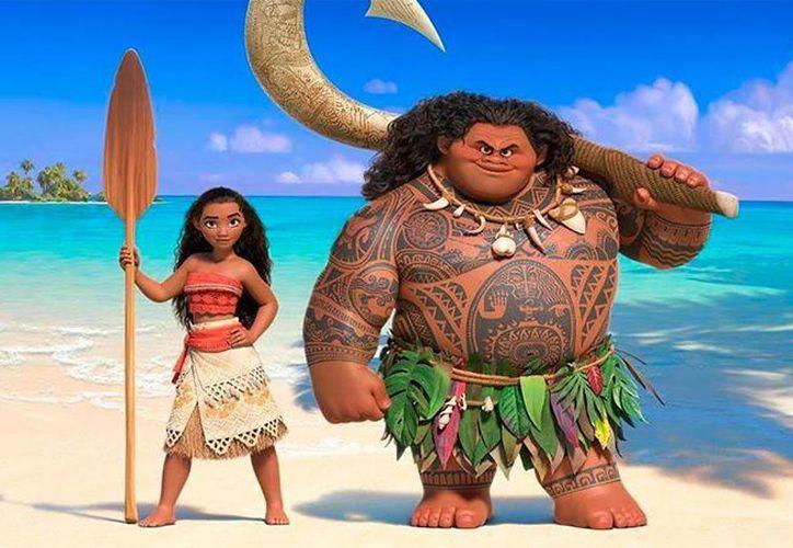 La nueva película  de Disney 'Moana: Un Mar de Aventuras' estrenó su primer adelanto. (Disney)