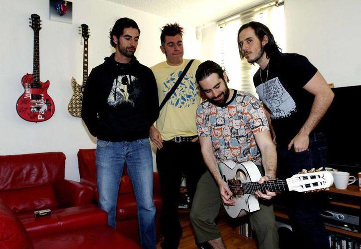 Con motivo de sus 15 años como grupo, PXNDX no solo hará una gira de conciertos dentro de México sino en Chile, Argentina, El Salvador y Colombia. (Notimex)