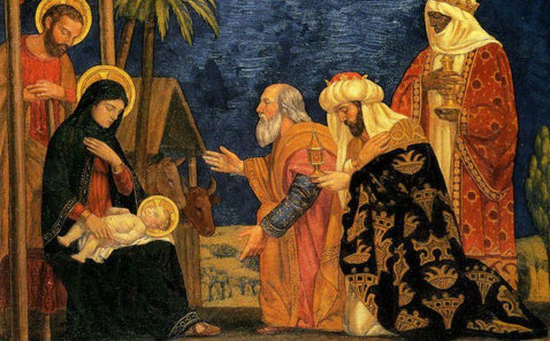 Ver Fotos De Los Reyes Magos De Oriente.Historia Ni Eran Reyes Ni Eran Magos Ni Eran Tres Esta