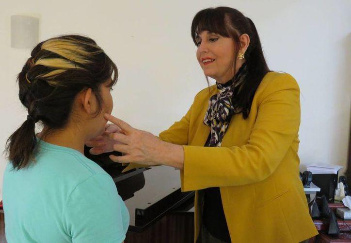 Cecilia Montemayor es un referente de la formación vocal a nivel internacional. (Alejandra Flores/SIPSE)