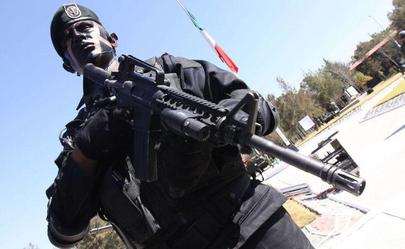 Denuncian la participación de las fuerzas de seguridad. (Archivo/Notimex)