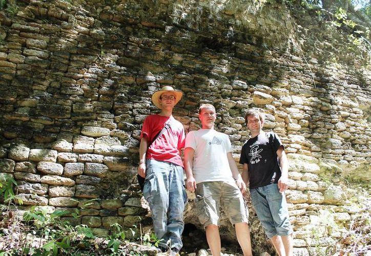 Se necesitan recursos para reparación de caminos de acceso de los sitios turísticos. (Edgardo Rodríguez/SIPSE)