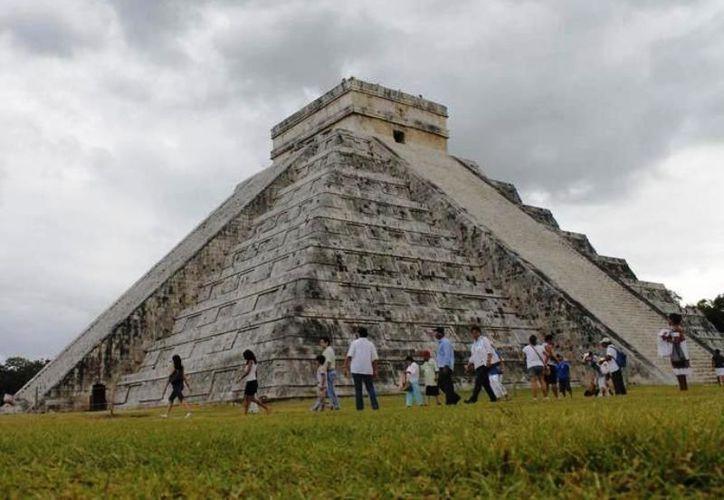 En Chichén Itzá los trabajos se concentrarán en el área conocida como Chichén viejo. (Archivo/Sipse)