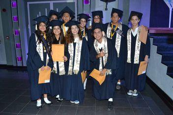 "Graduación ""Instituto Americano Leonardo Davinci"""
