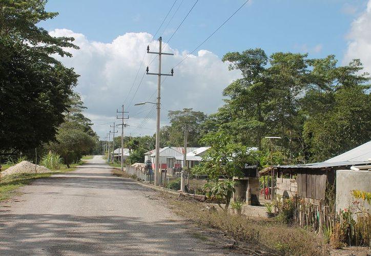 Ejidatarios del poblado Ramona decidieron que expulsarán a todo aquel que sea sorprendido cometiendo algún delito. (Carlos Castillo/SIPSE)