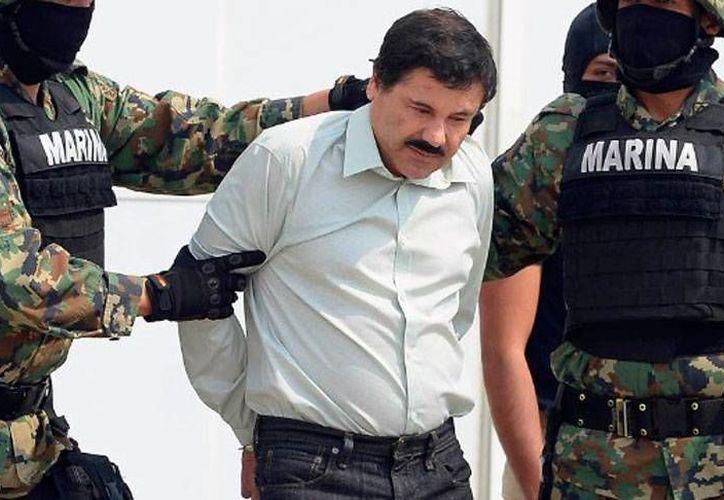 Según las autoridades, la captura de <i>El Chino Antrax</i> fue clave en las investigaciones para dar con su jefe Joaquín <i>El Chapo</i> Guzmán (foto). (Archivo)