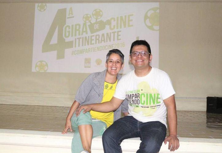 El Cine Club tiene colaboraciones con distribuidoras independientes. (Adrián Barreto/ SIPSE)