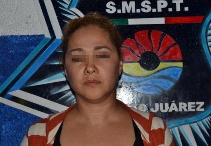 A 'Doña Lety' se le atribuyen los ataques a las instalaciones de la Fiscalía General de Quintana Roo. (Foto: Excélsior)