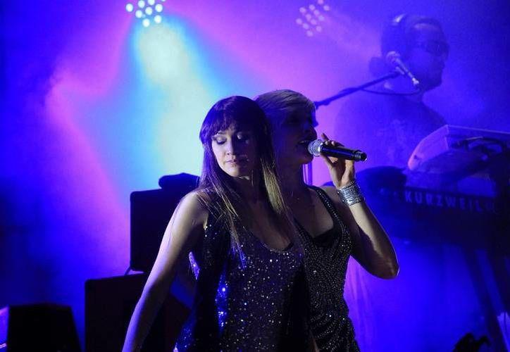 Las integrantes de Ha*Ash afirman que su intención al inicio de su carrera fue cantar música country en español. (zacapoaxteco.com/Foto de archivo)