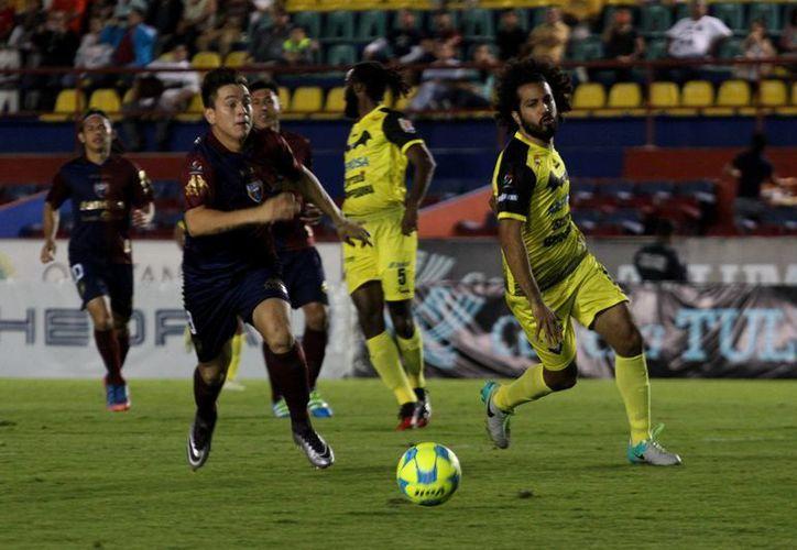 Los cancunenses perdieron en la jornada 10 del Torneo Clausura. (Raúl Caballero/SIPSE)