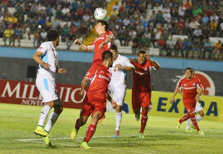 """Venados ganó a Diablos 2-1 en el partido de ida en el estadio """"Carlos Iturralde Rivero"""". (Milenio Novedades)"""