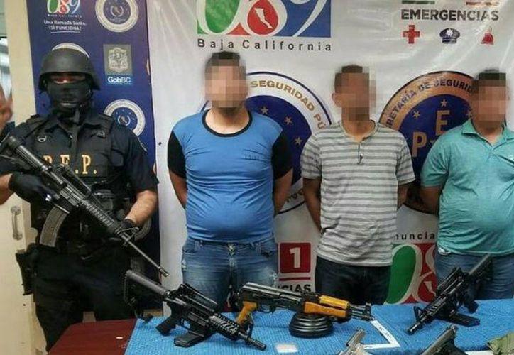 Autoridades de Baja California arrestaron a un presunto sicario, que también dirigía una operación de pesca ilegal en la zona donde habita la vaquita marina. (Publímetro)