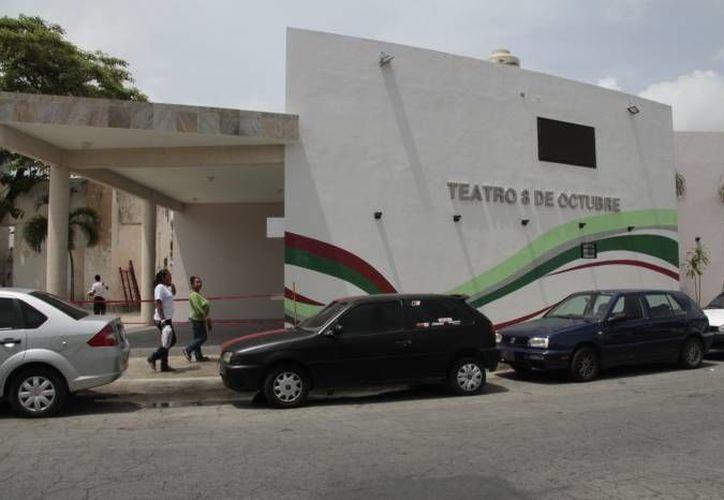 El Encuentro de Artes Escénicas se lleva a cabo en el Teatro 8 de Octubre de Cancún. (Archivo/SIPSE)