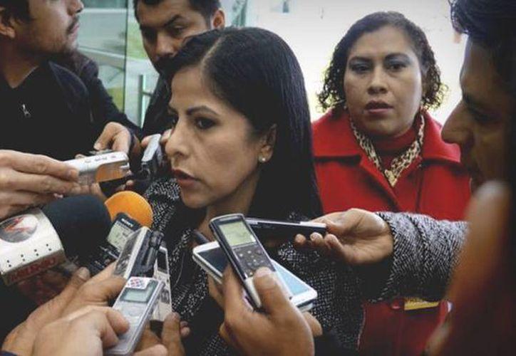 'Levantaron' a mis hijos en dos camionetas con guardaespaldas de la alcaldesa de Matamoros, Leticia Salazar, declaró la madre de tres estadounidenses. (matamoros.gob.mx/Foto de archivo)
