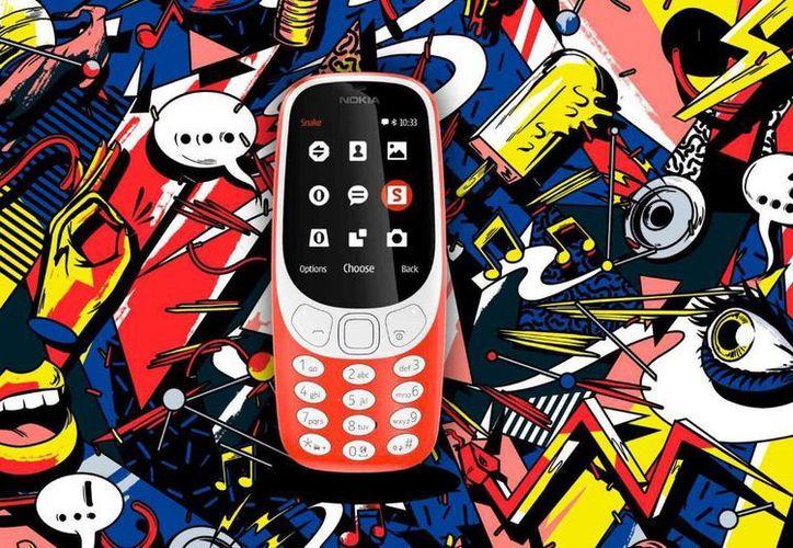 El Nokia 3310 costará poco más de mil pesos mexicanos. (Nokia)
