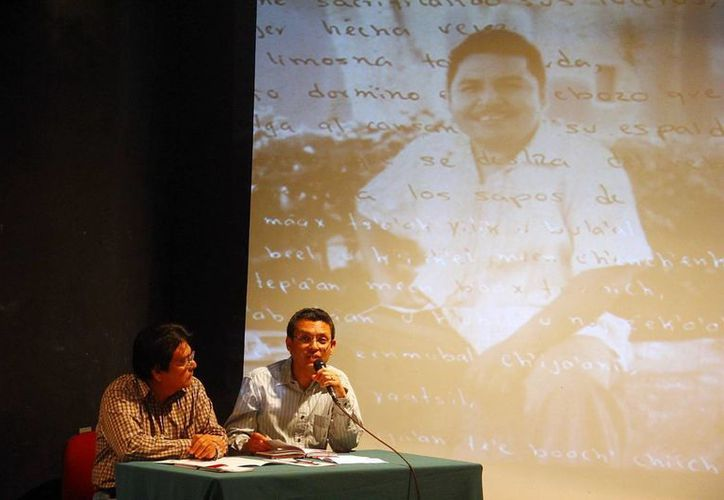 El evento estuvo presidido por el jefe del departamento de Patrimonio de la Sedaculta y el director de la Unidad Regional de Culturas Populares.  (Milenio Novedades)