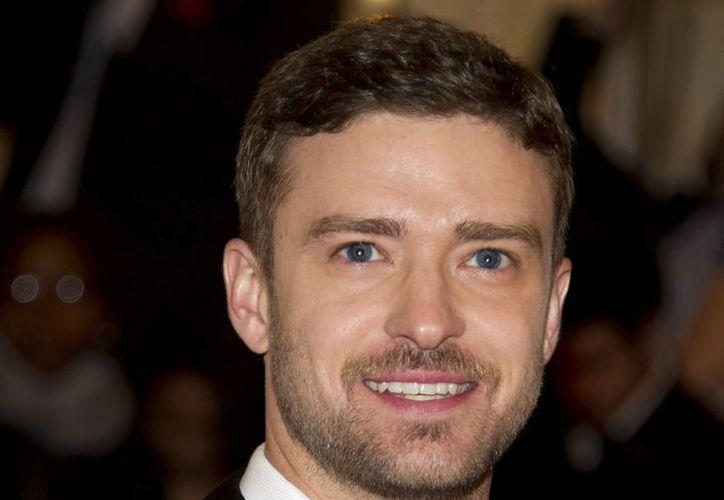 """Timberlake prepara el lanzamiento de """"The 20/20 Experience"""". (Agencias)"""