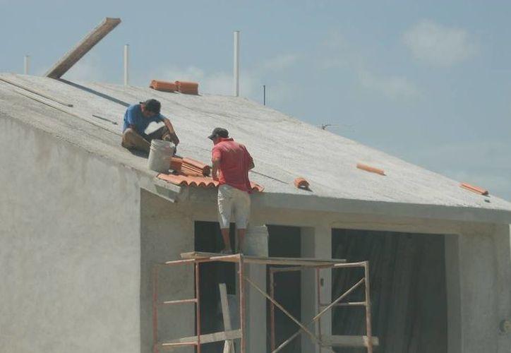Beneficiarán a habitantes de comunidades rurales con los edificios. (Paloma Wong/SIPSE)