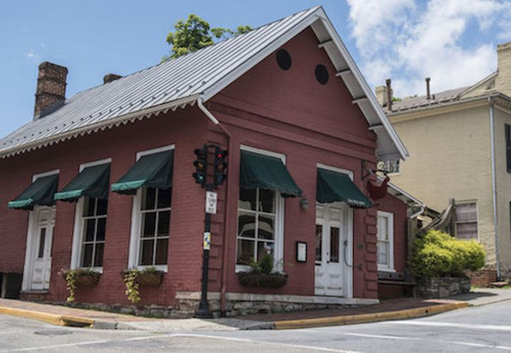 El restaurante Red Hen se encuentra en Lexington, Virginia (Foto: RT)