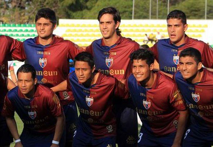 (Titulares de Atlante en su visita a Loros de Colima. Foto: Imago7)