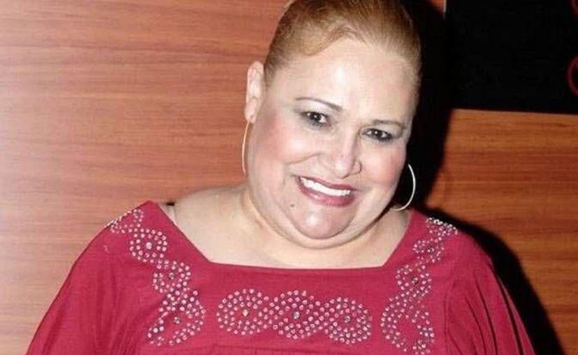 La actriz María Dolores Salomón, mejor conocida como 'La Bodoquito',. murió a los 63 años. (Foto tomada del diariodevictoria.com)
