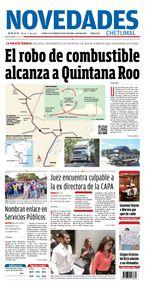 El robo de combustible alcanza a Quintana Roo