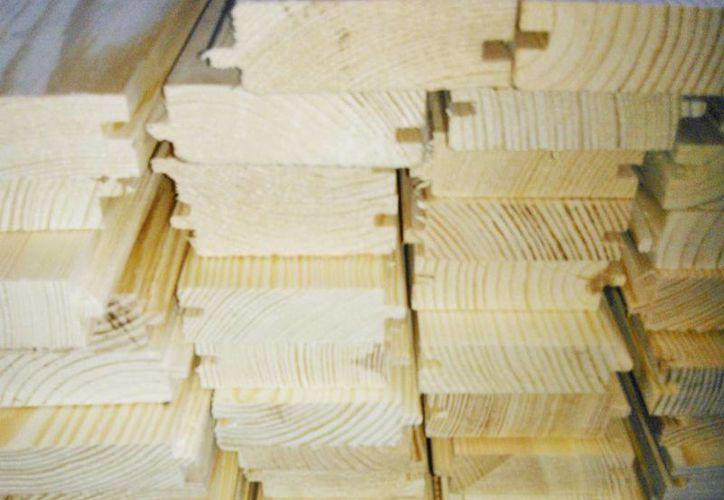 La droga fue prensada entre las tablas de madera en la ciudad de Medellín y el destino era Guatemala. (Foto de contexto tomada de internet)