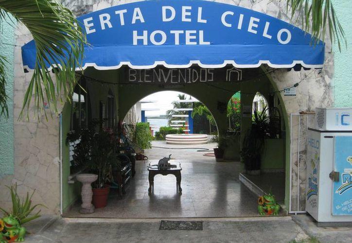 """La infraestructura hotelera de Bacalar creció este último año en pequeños hoteles tipo """"boutique"""", de 12 a 20 cuartos. (Javier Ortiz/SIPSE)"""
