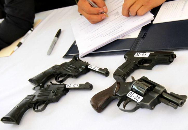 El ATT regula el comercio de las armas convencionales, incluidas las pequeñas y ligeras, municiones, partes y componentes. (Notimex/Foto de contexto)