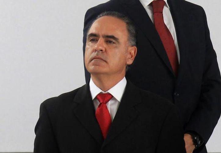 Este sábado fue detenido un narcotraficante que podría estar relacionado con el homicidio cometido el 9 de marzo de 2013 contra José de Jesús Gallegos Álvarez (foto), secretario de Turismo de Jalisco. (AP)