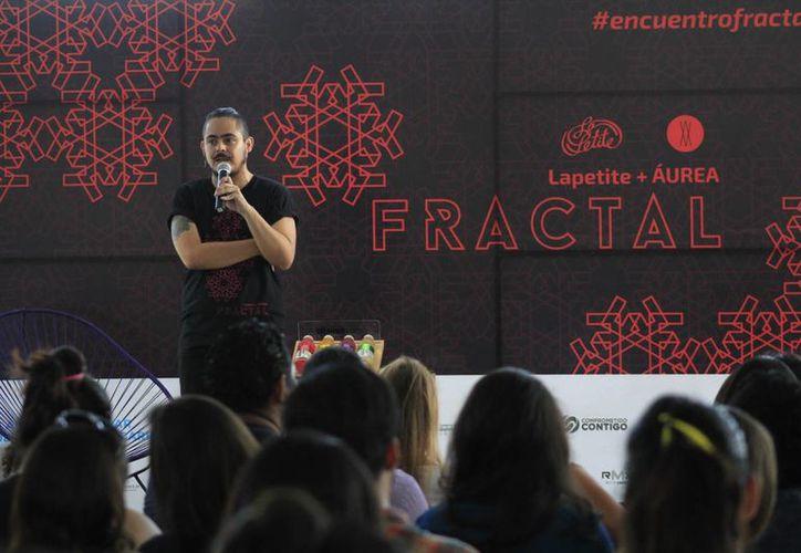Durante el primer día se impartieron cinco talleres. (Sergio Orozco/SIPSE)