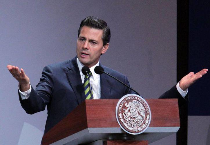 Peña Nieto resaltó las relaciones que México ha establecido con países de América del Sur en temas como agricultura y educación. (Notimex)