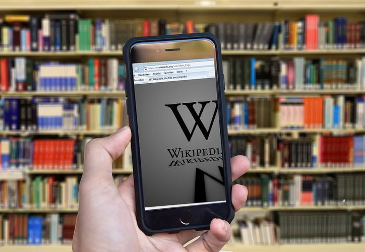 La sospecha de un bloqueo total de Wikipedia surgió a finales de abril. (Foto: Pixabay)