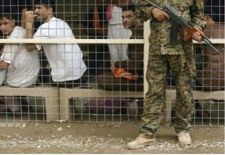 Varios guardias fueron detenidos más tarde e interrogados por sospechas de que ayudaron al escape. (Foto de contexto/lacronica.com)